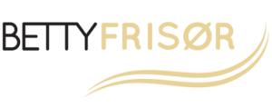 Logoen til Betty Frisør